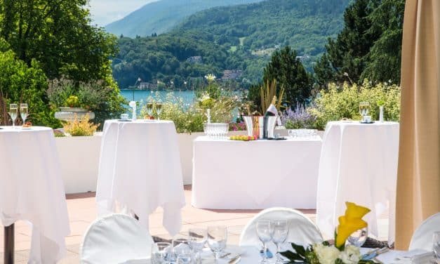 Imperial Palace**** Groupe PVG –  ANNECY  (74)