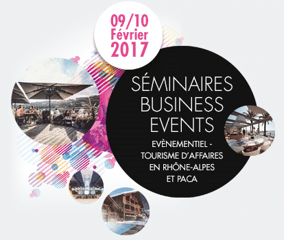 Salon Séminaires Business Events – LYON (69)